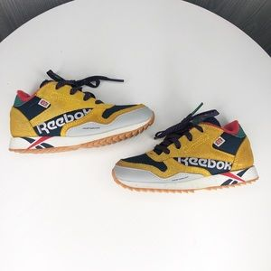 Reebok Toddler Shoes Alter the Icons